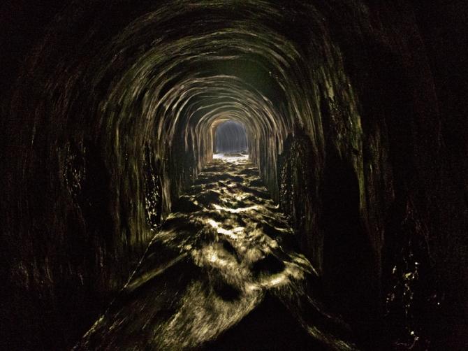 Pasadizo y gruta del Pontón
